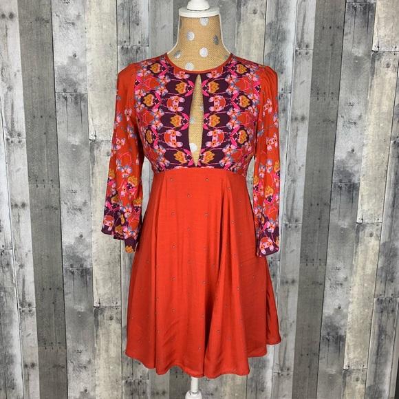 Ecote Dresses & Skirts - Ecote Urban Outfitters Boho Dress XS